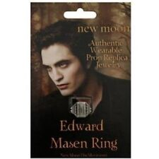 Official NECA Twilight New Moon EDWARD MASEN RING cullen props