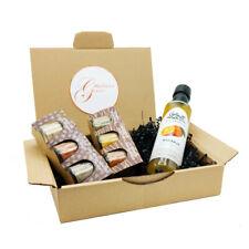Geschenkpaket SOLLER - GLOSA MARINA Balsamico Orange + Meersalz Set No.1 u. No.3