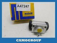 Cylinder Brake Wheel Cylinder Metelli OPEL Astra Corsa Nissan Micra Tiida