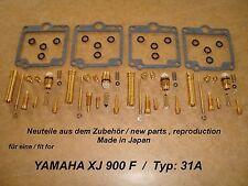 Yamaha XJ 900 F_31A_Vergaser_-_Reparatur_-_Saetze_neu_4 x_carburator repair set