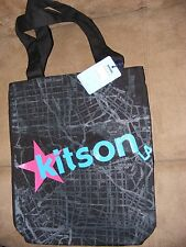 New NWT Official Kitson Shopping Bag Very Nice
