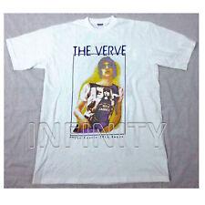 VINTAGE 90S THE VERVE SLANE CASTLE CONCERT T-SHIRT GILDAN REPRINT S-XXL