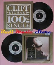 LP 45 7''CLIFF RICHARD 100th single The best of me Move it 1989 uk no cd mc dvd