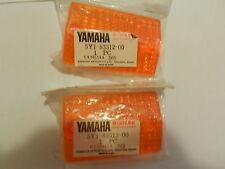 Yamaha DT50 FZ750 CA50 TW200 XT125 XT200 XT250 XT350 XT550 XT600 Flasher Lenses*