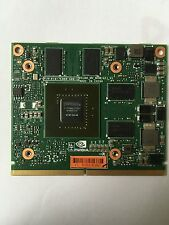 HP NVIDIA Quadro K2000M 2GB GDDR3 Video Card N14P-Q3-A2 8570w M4700 M4800 8560w
