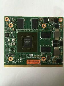 HP NVIDIA Quadro K2000M 2GB GDDR3 Video Card N14P-Q3-A2 8570w M4700 M4800 8560w