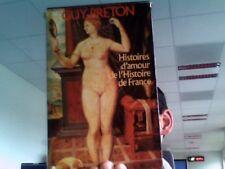 Histoire d'amour de l histoire de France t2 de Breton Guy | Livre | d'occasion