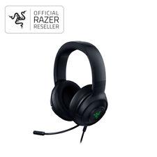 Razer Kraken X USB Wired Digital 7.1 Surround Sound Gaming Headset for PC