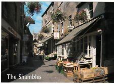 Postcard -   The Shambles, Bradford on Avon  ( Ref A19)