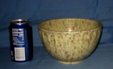 """Vintage Confetti Mixing Bowl Speckled Splatter Boonton 511 A -20 7 1/2"""" X 4 1/2"""""""