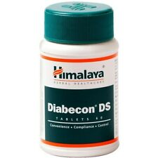 2 x Himalaya Diabecon DS(Double Strength) 60 Tablets Each | Free Shipping
