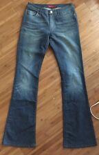 Miss Sixty Hippie Boot Cut Blue Jeans Sz 28