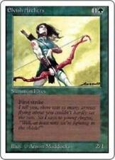 Elvish Archers Light Played MTG Unlimited Single Card 0QD