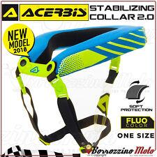 ACERBIS COL PROTECTION STABILISATEUR CROSS ENDURO MOTOCROSS 2.0 ADULTE FLUO