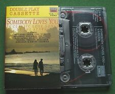 Somebody Loves You Cilla Matt Monro + Double Play Cassette Tape - TESTED