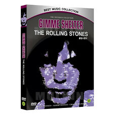 ROLLING STONES - Gimme Shelter (1970) : The Criterion Collection dts / DVD (New)
