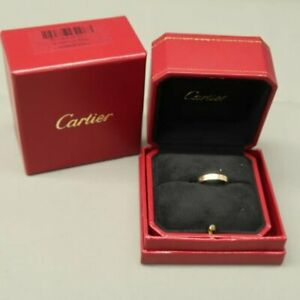 Cartier Rose Gold Love Ring - Wedding Band