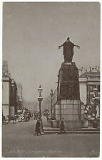 London, Crimean Statue, Raphael Tuck postcard