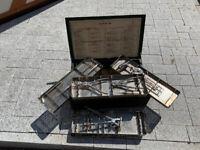 Hauptbesteck 1939 Arzt Lazarett Operationsinstr. Wehrmacht sehr umfangreich