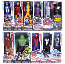 Marvel The Avengers Superheld Spiderman Action Figur Figuren Iron Man Thor 30cm*