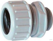 Fränkische Kunststoffverschraubung grau FKV-E 25