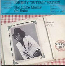 Johnny Guitar WAtson-Hot Little Mama Vinyl single