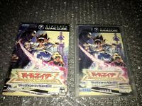 Nintendo GameCube Virtua Figher Cyber Generation GC NTSC-J Japan RPG Game used