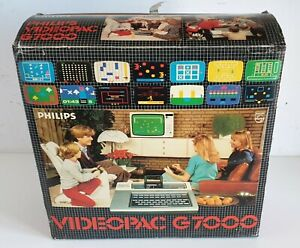"Philips Videopac G7000 ""Nuovo"""