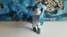 Pokemon Plush Glaceon Jakks Pacific Stuffed animal Toy Doll Leafeon Eevee