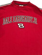 Dale Earnhardt Jr #8 Bud Racing NASCAR Red T-Shirt Sz.2XL