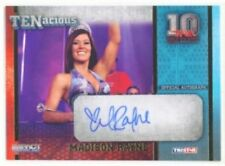 "MADISON RAYNE ""AUTOGRAPH CARD #036/100"" TNA TENacious 2012 KNOCKOUTS"