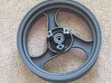 """12"""" Gas Scooter Front Rim MT3.50 X12 Max 1765N TPGS-810 50/150cc in BLACK"""