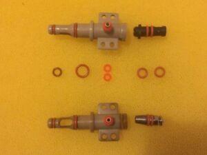 10x Seal Set Supportventil Leak Clip Saeco Minuto Philips Pico Baristo