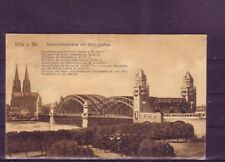 Sammeln & Seltenes europa:11422 Gelaufene Ansichtskarte Köln Ubierring