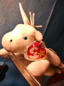 Ty Beanie Babies Mystic Rare with Tag ERRORS PVC 1ST EDITION BEST SUMMER GIFT