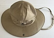Unissued Genuine Mle-49 French Foreign Legion Canvas Bush Hat
