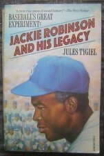 Baseball's Great Experiment: Jackie Robinson And His Legacy - 1984 SC Book
