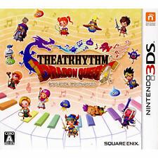 Theatrhythm Dragon Quest (Nintendo 3DS, 2015) - Japanese Version