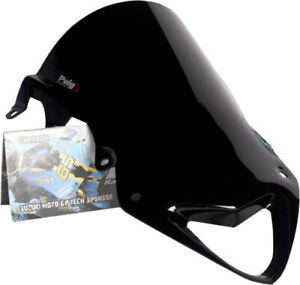 Racing Windscreen PUIG Black 5205N for BMW S1000RR 2009-2011 ABS 2012-2013