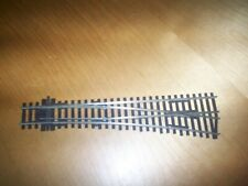Peco Setrack OO Gauge Nickel Silver Left Hand Points Track Section