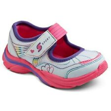 NWT S Sport by Skechers PRISM Mary Janes Sport Shoes Toddler Girls Size 11 or 12