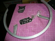 Globe Meat Slicer Upper Amp Lower Rim Guard Set Model 4750 Parts 8 14 944 2