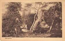 Geta Aland Grotta Scenic View Antique Postcard J67925