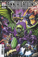 Annihilation Scourge Omega #1 Art Adams Var Marvel Comics