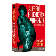 DVD ALFRED HITCHCOCK PRESENTE - LA SERIE ORIGINAL SAISON 1 NEUF