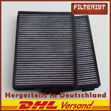 Bmw 5er e39 micro filtro Interior-filtro de aire con carbón vegetal activado 520 523 525 528 530