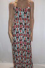 CHARLI Brand Multicolour Sleeveless Button Down Max Dress Size 10 LIKE NEW #AN02