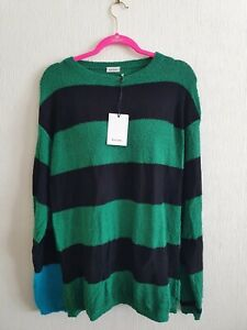 Paul Smith Gents Crew Neck Sweater with Long Sleeves in Multi size XL RRP £470