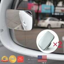 Blind Spot Mirror Wide Angle Rear View Car Side Mirror for Jeep
