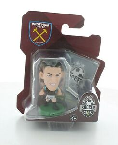 Declan Rice West Ham United SoccerStarZ MicroStars Green Base Blister